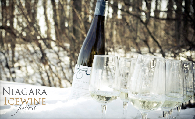 niagara-on-the-lake icewine festival notl vacation home cottage rentals