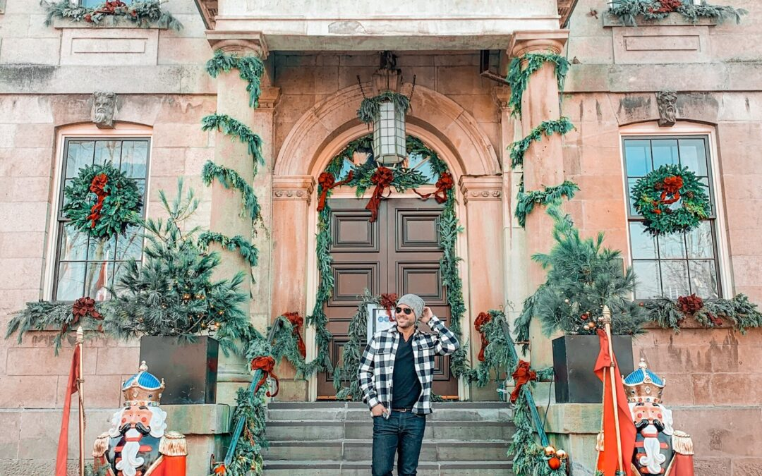Lost in Ontario: A weekend in Niagara-On-The-Lake during the holidays